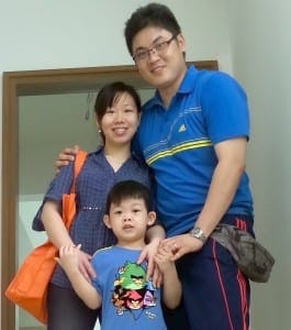 Dr Stephanie Tan & Samuel Wong
