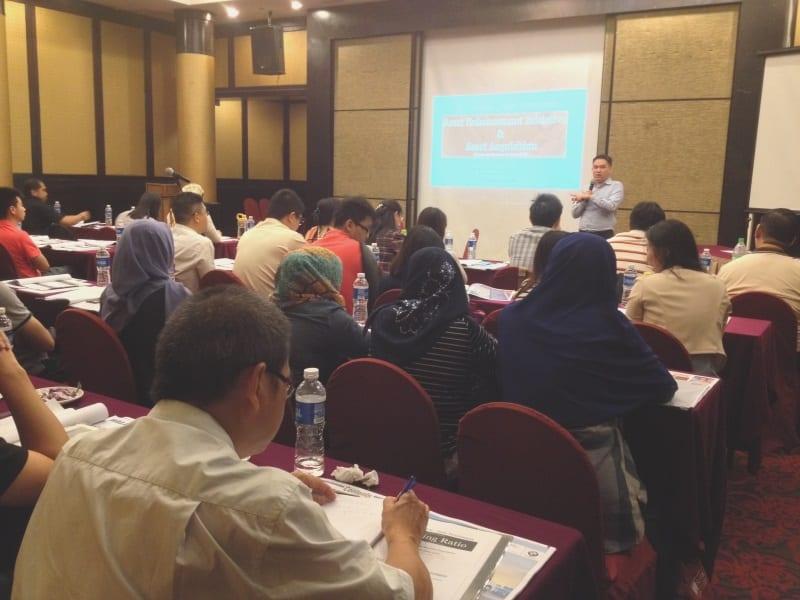 financial advisor Malaysia REIT seminar